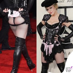 Madonna bourlesque