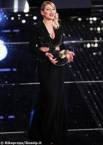 emma vestito nero